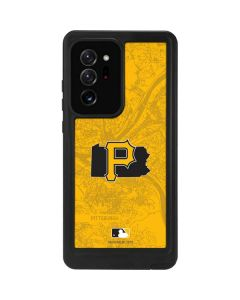 Pittsburgh Pirates Home Turf Galaxy Note20 Ultra 5G Waterproof Case