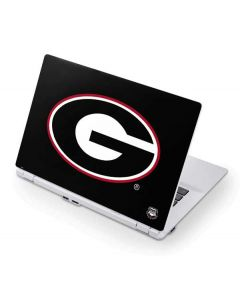 University of Georgia Logo Acer Chromebook Skin