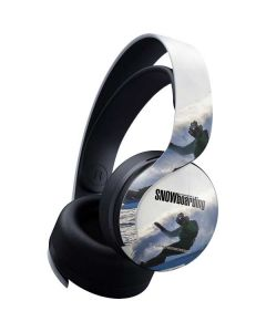 TransWorld SNOWboarding Rider PULSE 3D Wireless Headset for PS5 Skin