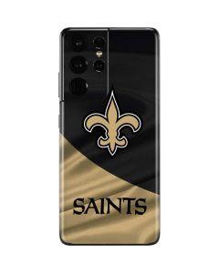 New Orleans Saints Galaxy S21 Ultra 5G Skin