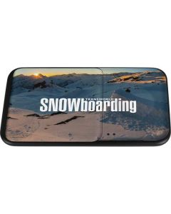 TransWorld SNOWboarding Shadows Wireless Charger Duo Skin