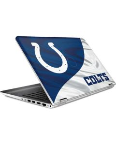 Indianapolis Colts HP Pavilion Skin