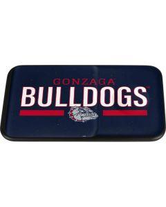 Gonzaga Bulldogs Stripe Wireless Charger Duo Skin