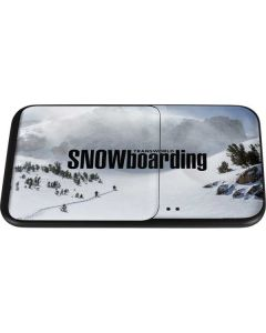 TransWorld SNOWboarding Snow Wireless Charger Duo Skin
