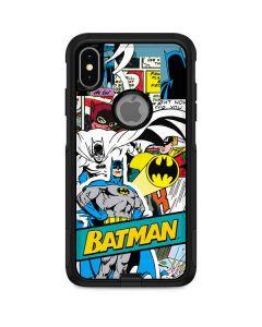 Batman Comic Book Otterbox Commuter iPhone Skin
