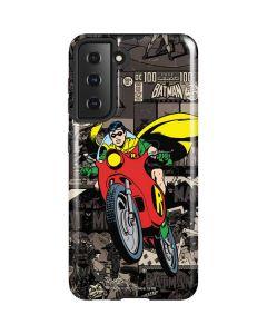 Robin Mixed Media Galaxy S21 5G Case