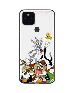 Looney Tunes All Together Google Pixel 4a 5G Skin