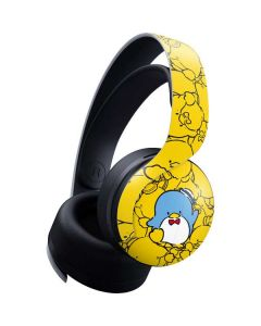 Tuxedosam Yellow Cluster PULSE 3D Wireless Headset for PS5 Skin