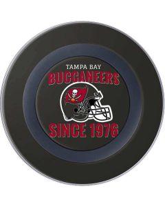 Tampa Bay Buccaneers Helmet Wireless Charger Skin