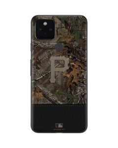 Pittsburgh Pirates Realtree Xtra Camo Google Pixel 5 Skin