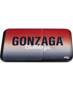 Gonzaga Bulldogs Wireless Charger Duo Skin