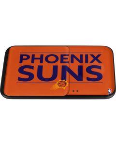 Phoenix Suns Standard - Orange Wireless Charger Duo Skin