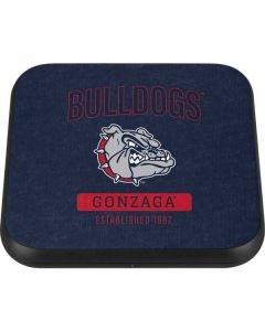 Gonzaga Bulldogs Established 1887 Wireless Charger Single Skin