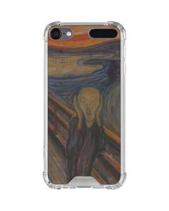 The Scream iPod Touch (5th-6th-7th Gen) Clear Case