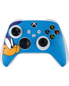 Road Runner Zoomed In Xbox Series S Controller Skin