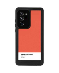 Living Coral Galaxy Note20 Ultra 5G Waterproof Case