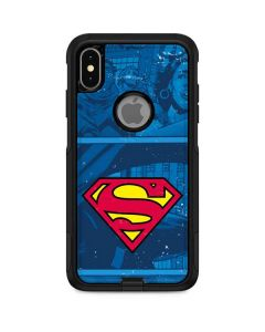 Superman Logo Otterbox Commuter iPhone Skin