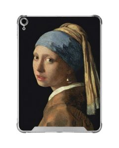 Girl with a Pearl Earring iPad Air 10.9in (2020) Clear Case