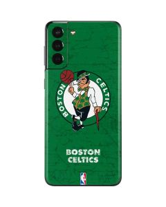 Boston Celtics Green Primary Logo Galaxy S21 Plus 5G Skin