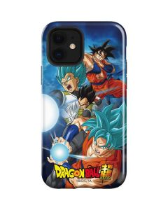 Goku Vegeta Super Ball iPhone 12 Case