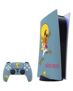 Speedy Gonzales -Yepa! Yepa! PS5 Digital Edition Bundle Skin