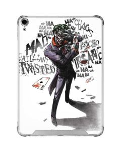 Brilliantly Twisted - The Joker iPad Air 10.9in (2020) Clear Case