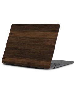 Kona Wood Apple MacBook Pro 13-inch Skin