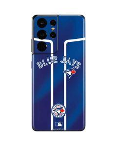 Toronto Blue Jays Alternate Jersey Galaxy S21 Ultra 5G Skin