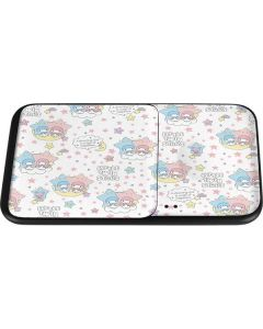Little Twin Stars Shooting Star Wireless Charger Duo Skin