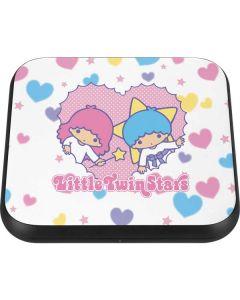 Little Twin Stars Hearts Wireless Charger Single Skin