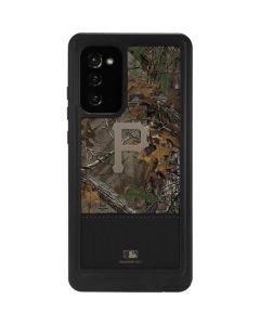 Pittsburgh Pirates Realtree Xtra Camo Galaxy Note20 5G Waterproof Case