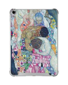 Klimt - Death and Life iPad Air 10.9in (2020) Clear Case