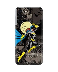 Batgirl Mixed Media Galaxy S21 5G Skin