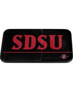 SDSU Wireless Charger Duo Skin