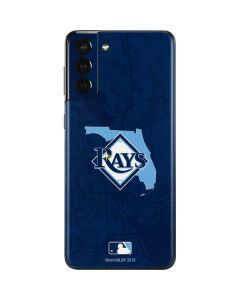 Tampa Bay Rays Home Turf Galaxy S21 Plus 5G Skin