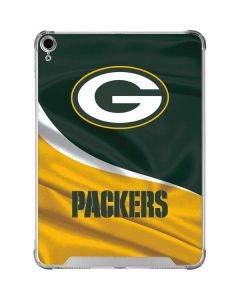 Green Bay Packers iPad Air 10.9in (2020) Clear Case