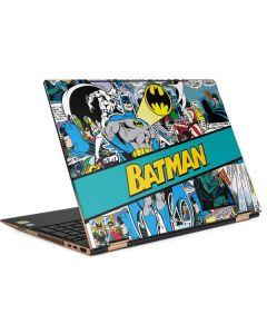 Batman Comic Book HP Spectre Skin