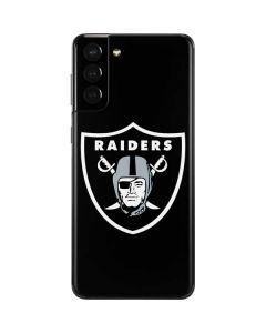 Las Vegas Raiders Large Logo Galaxy S21 Plus 5G Skin
