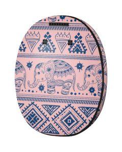 Tribal Elephant Pink MED-EL Rondo 3 Skin