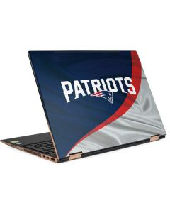 New England Patriots HP Spectre Skin