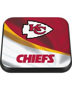 Kansas City Chiefs Wireless Charger Single Skin