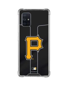 Pittsburgh Pirates Alternate Jersey Galaxy A71 5G Clear Case