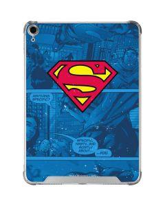 Superman Logo iPad Air 10.9in (2020) Clear Case