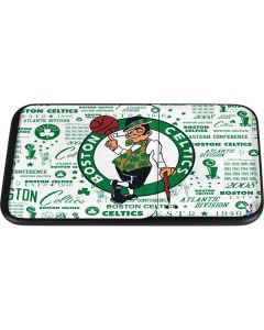 Boston Celtics Historic Blast Wireless Charger Duo Skin