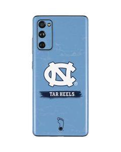 North Carolina Tar Heels Galaxy S20 Fan Edition Skin