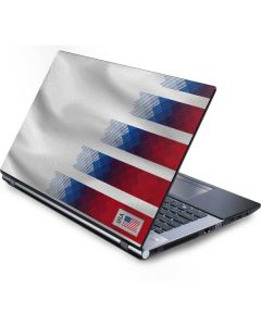 USA Soccer Flag Generic Laptop Skin