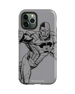 Cyborg Comic Pop iPhone 12 Pro Max Case