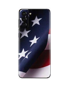 The American Flag Galaxy S21 Plus 5G Skin