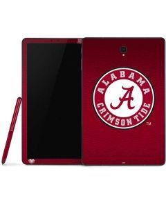 University of Alabama Seal Samsung Galaxy Tab Skin