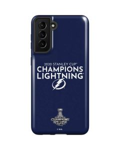 2020 Stanley Cup Champions Lightning Galaxy S21 Plus 5G Case